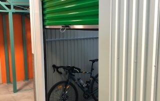 ox self Storage Peschiera bicicletta