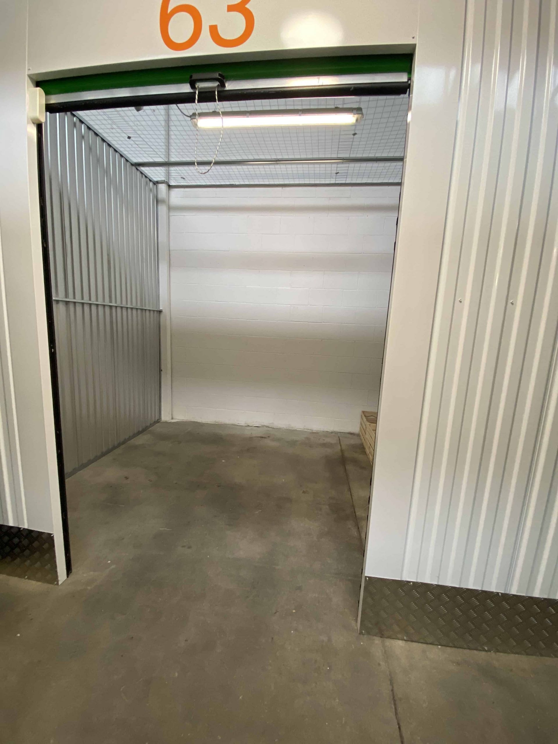 Box deposito Self Storage