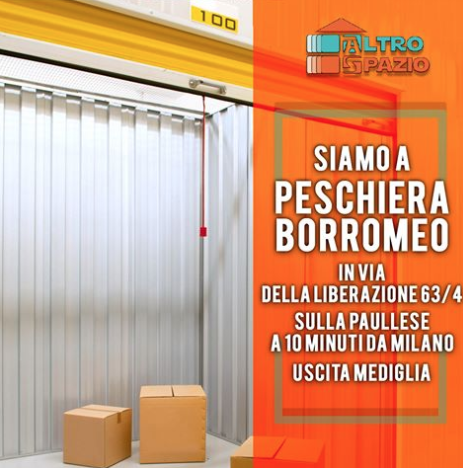 Self storage a Milano
